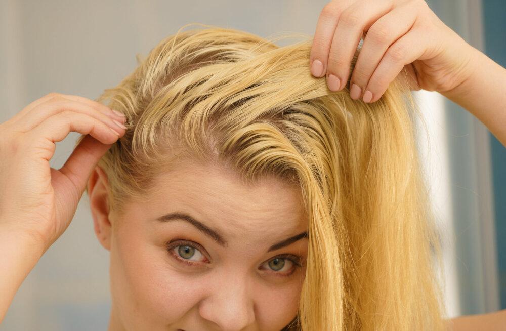 Sul on rasused juuksed ja oled väsinud, et pead neid nii tihti pesema? Eksperdid jagavad soovitusi, kuidas sellest koormast vabaneda