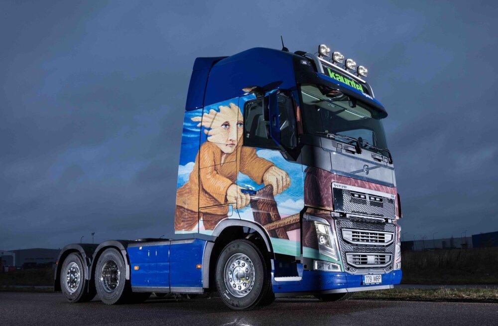 VIDEO | Tallinn Truck Showle saabusid esimesed iludused: kohale tuleb ka Suur Tõll
