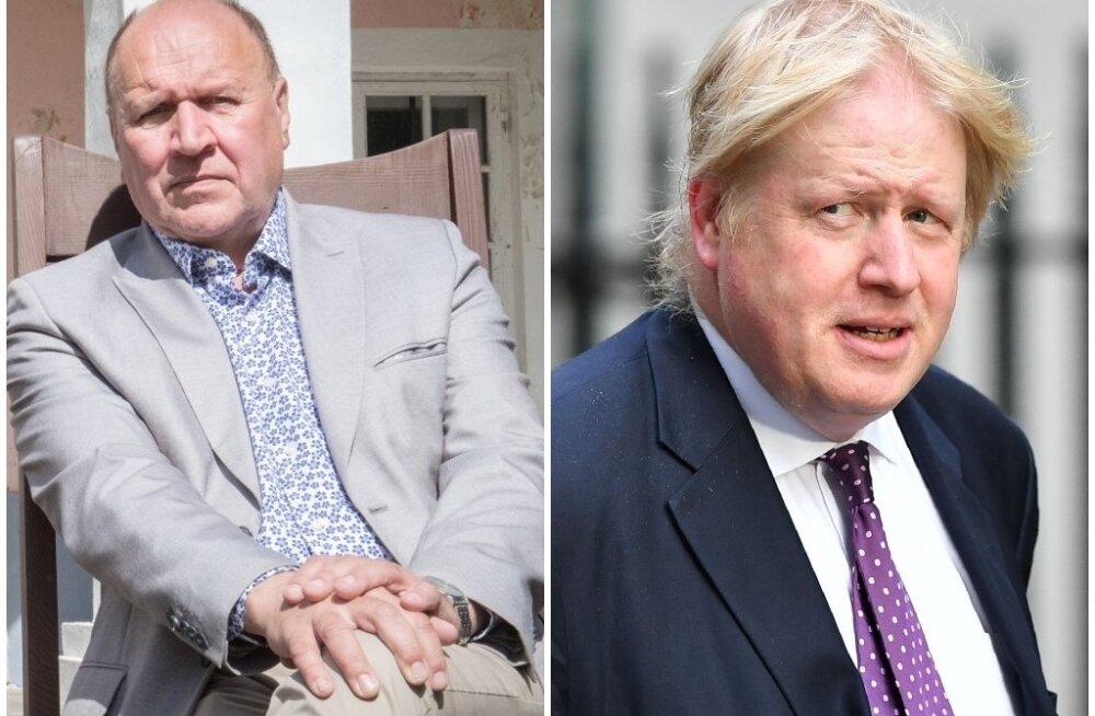 Mart Helme ja Boris Johnson