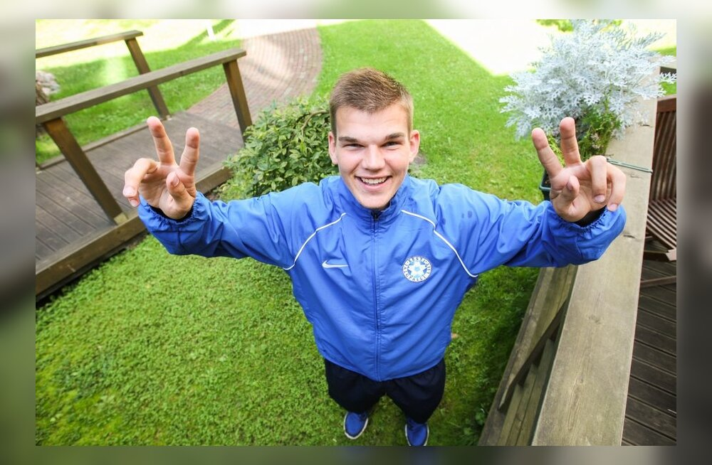 Jalgpallur Fank Liivak