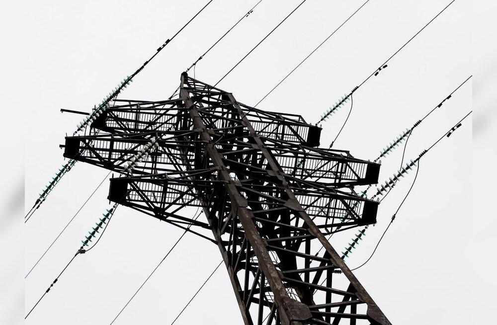 Novembris vähenesid Eesti hinnapiirkonnas ostetud elektrikogused 25%