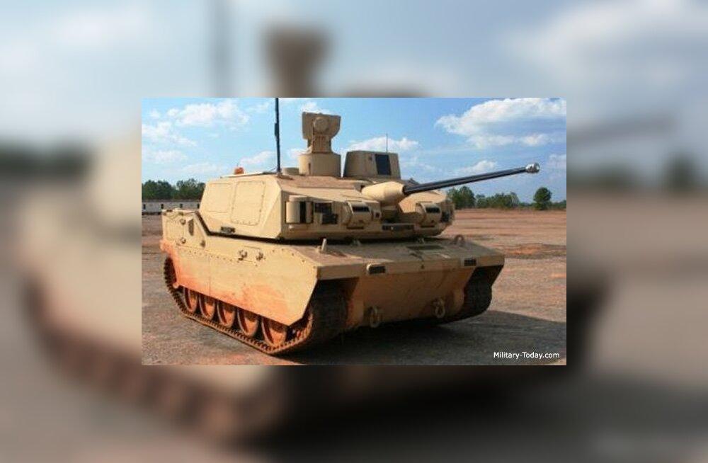 Американская армия закупает гибридные бронетранспортеры