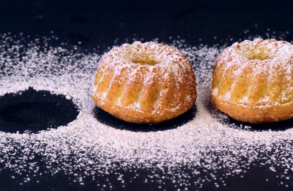 EKSPERIMENT | Kas on võimalik küpsetada vaid kahe koostisosaga kooki?