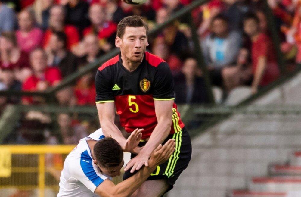 Belgium Soccer Czech Republic