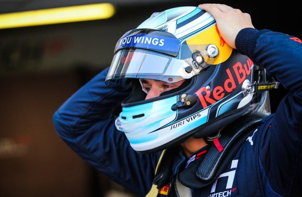 Jüri Vips loodab pääseda Jaapanisse ja alustada Super Formula hooaega.