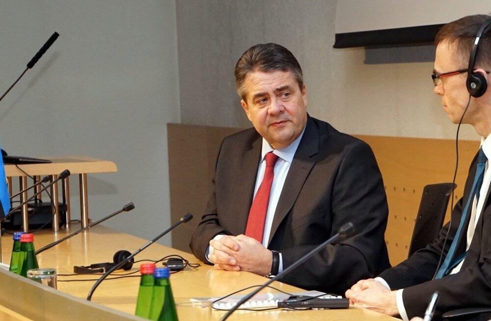 Глава МИДа Германии в Таллинне: требования о 2% от ВВП на оборону не существует