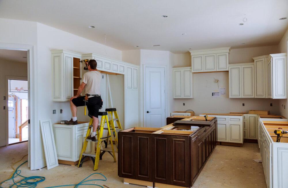 19 nippi, mida köögi ümberkujundamisel tasub järgida