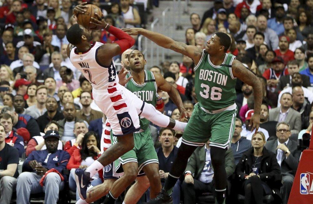 NBA play-off Washington Wizards - Boston Celtics