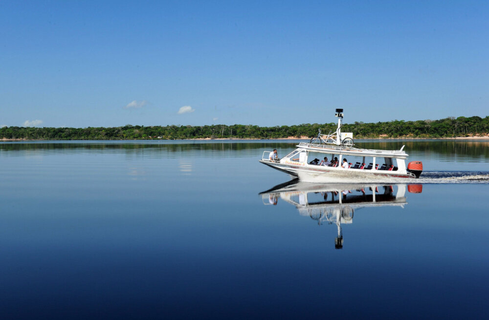 FORTE TEST | Kui hästi tead laia maailma ja Eesti jõgesid ning nendega seonduvat?