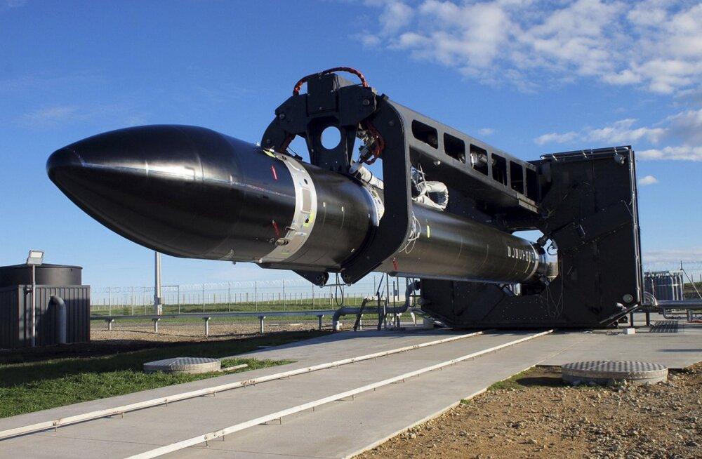 Uus tegija raketifirmade seas: Rocket Lab toimetas eile Uus-Meremaalt kosmosesse kolm satelliiti
