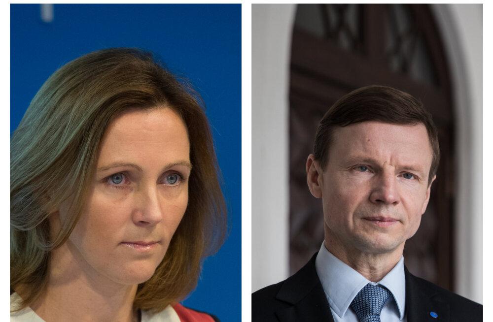 Sõerdi ja Jesse vaidlus Facebookis: mis seis selle alkotarbimisega siis on? Ja kas soomlased ostavad oma kraami Lätist?