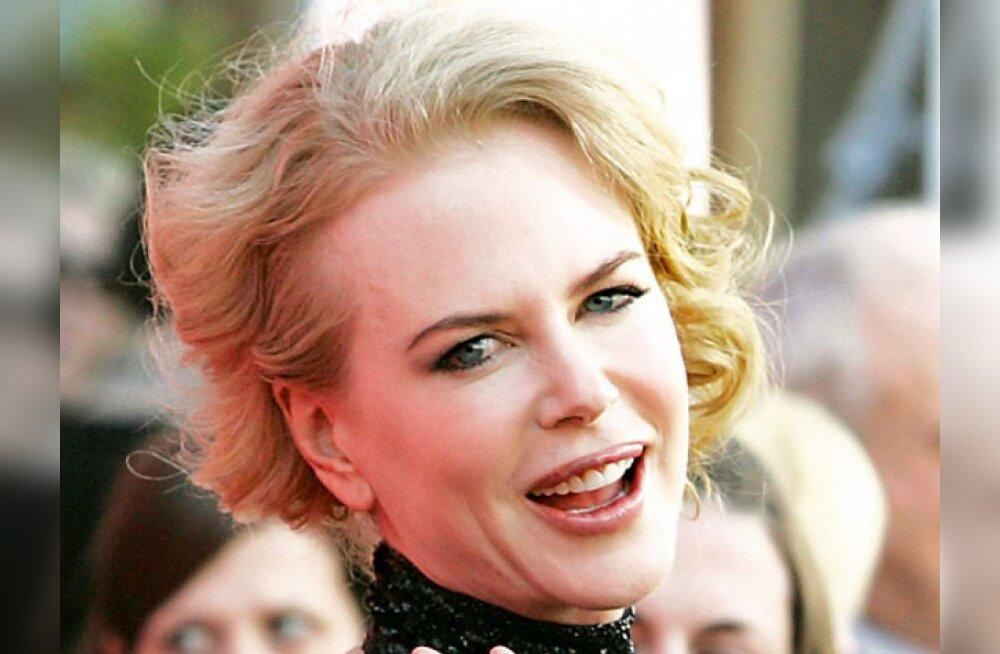 Nicole Kidman rõhub seksuaalsusele