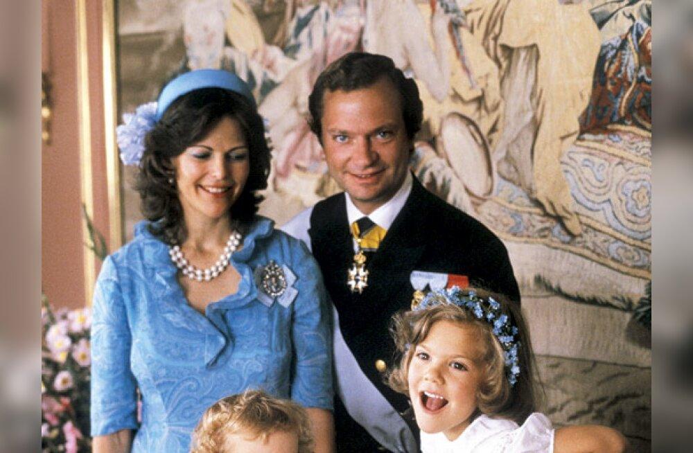 KUNINGAPERED: Rootsi kuningapere muutuste keerises