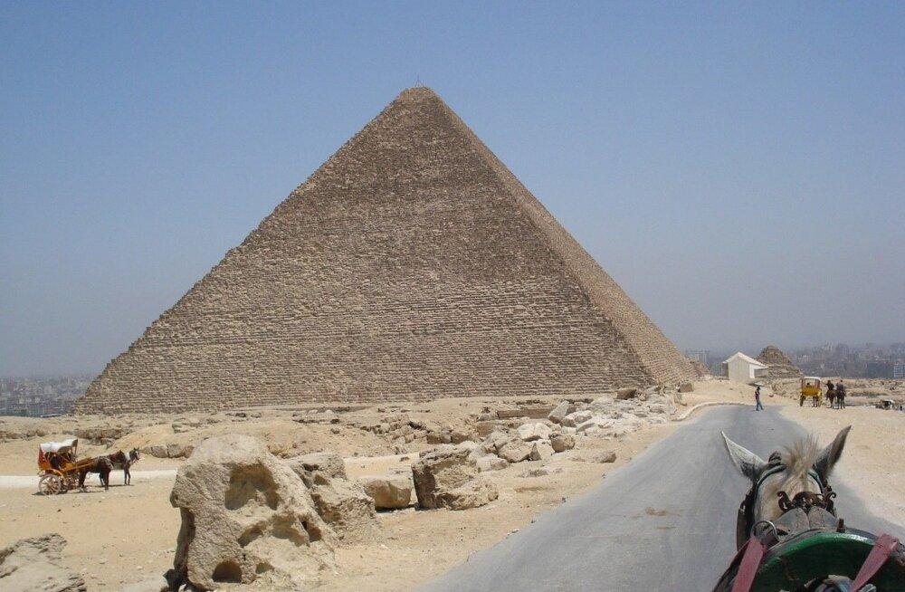 Harukordne võimalus! Külasta virtuaalselt 5000 aastat vana Egiptuse hauakambrit Gizas