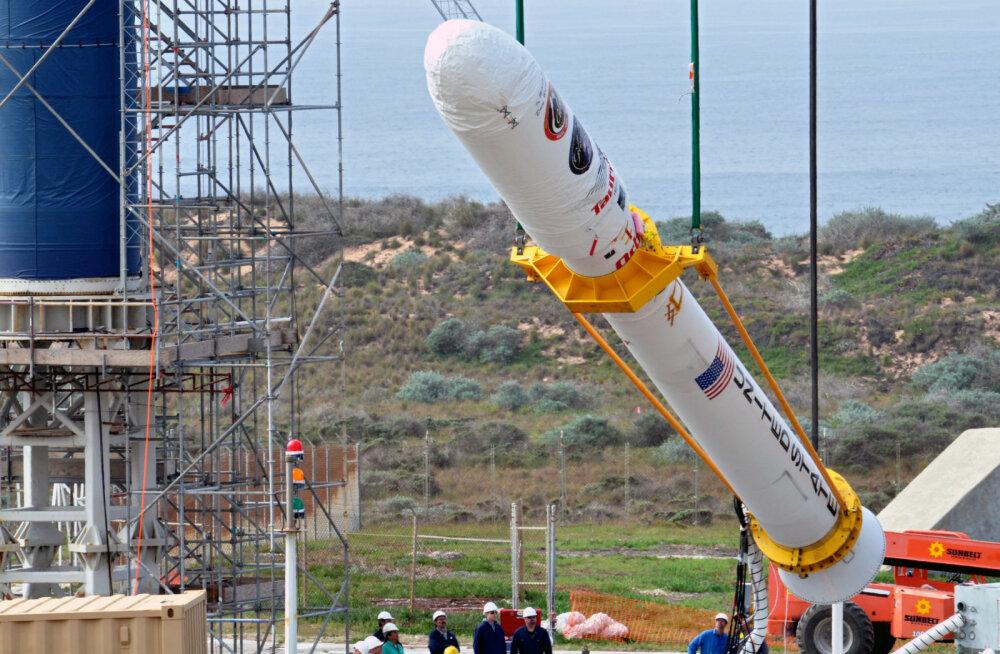 Võltsalumiinium läks NASAle maksma üle poole miljardi euro