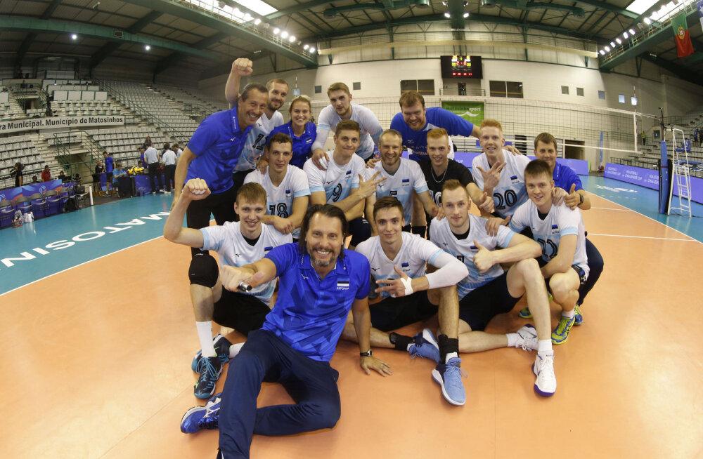 OTSEBLOGI PORTUGALIST | Keel juhtis mängu, Eesti pani Kuuba kotti ja lõpetas turniiri kolmanda kohaga