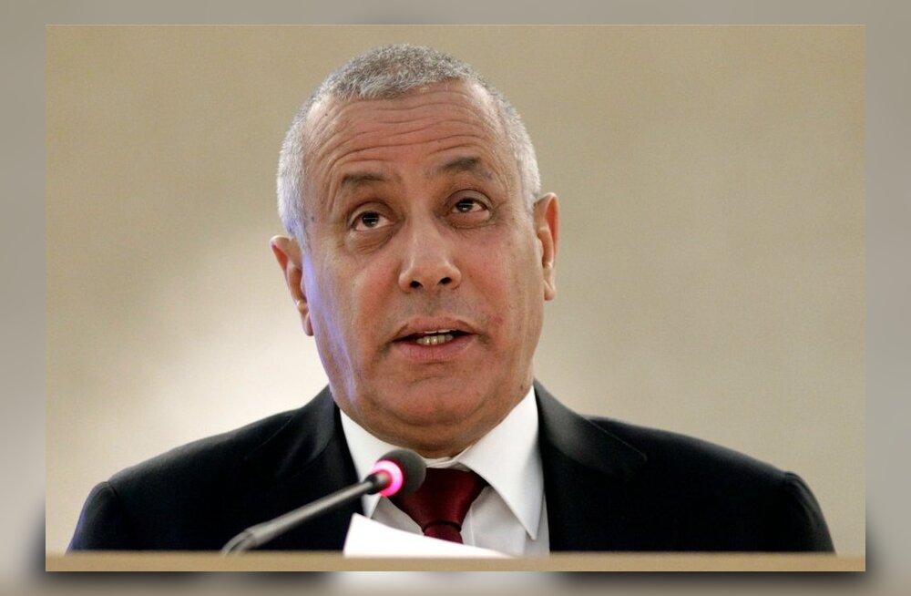 Valitsusallikad: Liibüa peaminister on vabastatud