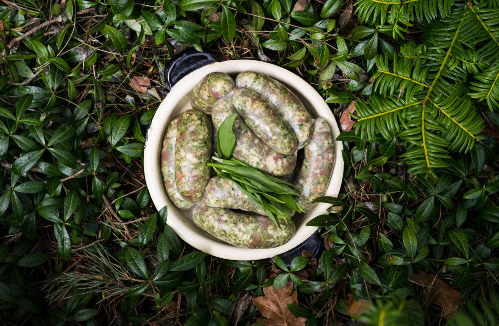KAKS RETSEPTI | Kodus valmistatud grillvorste pole võimalik poe omadega võrreldagi! Valmista maitsvaid karulaugu- ja šašlõkivorste