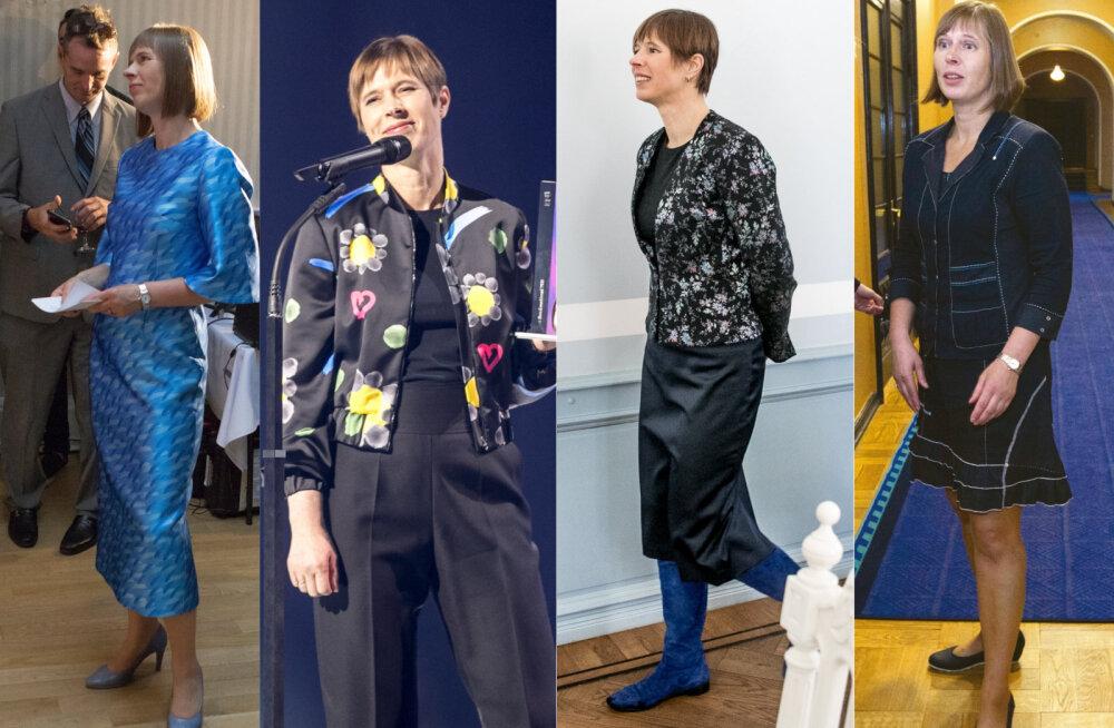 Stilist Olga Bõkova: kahjuks näen ma mitmeid vigu, mida president Kersti Kaljulaidi stilistid igapäevaselt teevad