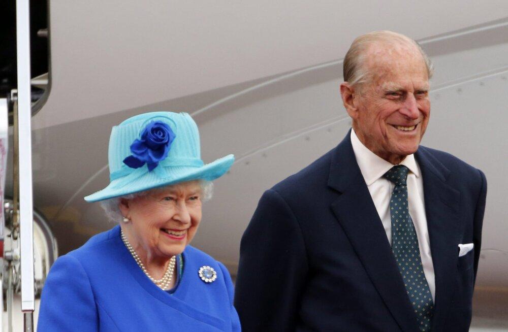 Avalikust elust taandunud 96-aastane prints Philip elab nüüd täiesti teistsugust elu