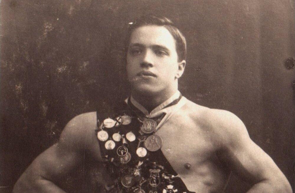 Ровно 100 лет назад Эстония завоевала первое золото Олимпийских игр