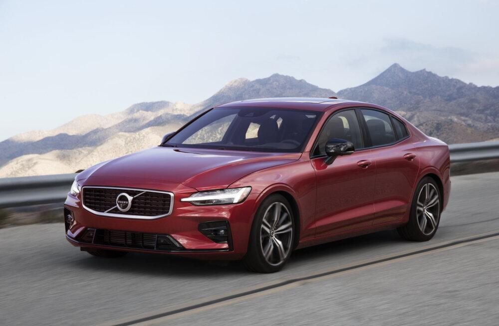 Proovisõit: Volvo S60: lõviküpsised