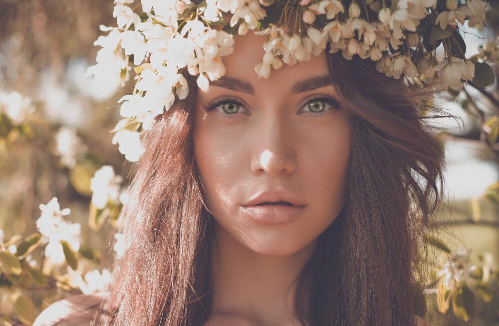 KAS OLED TÕELINE JUMALANNA? 5 märki, et oled suurepärases ühenduses oma naiselikkusega