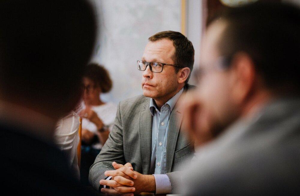 Социал-демократы надеются заменить центристов у руля власти в Тарту