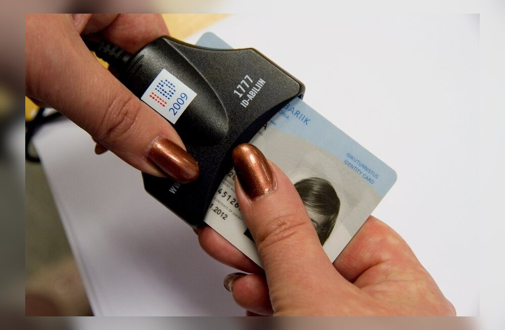 Ошибка в программном обеспечении ID-карт позволяет влезть в компьютеры десятков тысяч жителей Эстонии