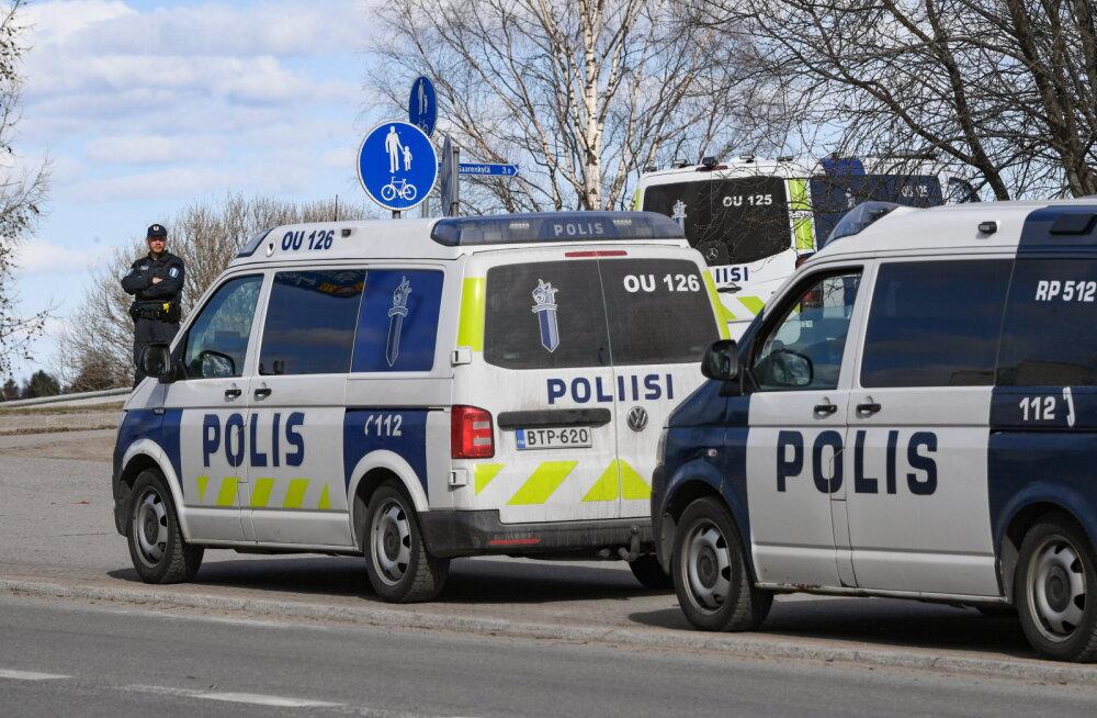 Soome meistriliiga jalgpallurile nõutakse vägistamise eest viieaastast vangistust