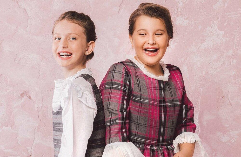 """TORINA AW2018-2019 kleidikollektsioon """"Elfriede Lenderi tüdrukud"""""""