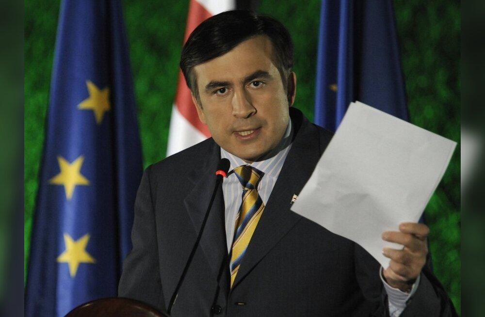 Саакашвили: Россия теряет контроль над Северным Кавказом