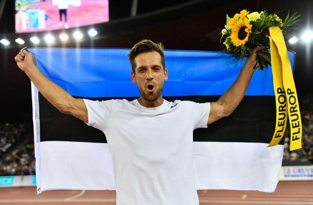 Magnus Kirt kandideerib Euroopa kuu parimaks kergejõustiklaseks