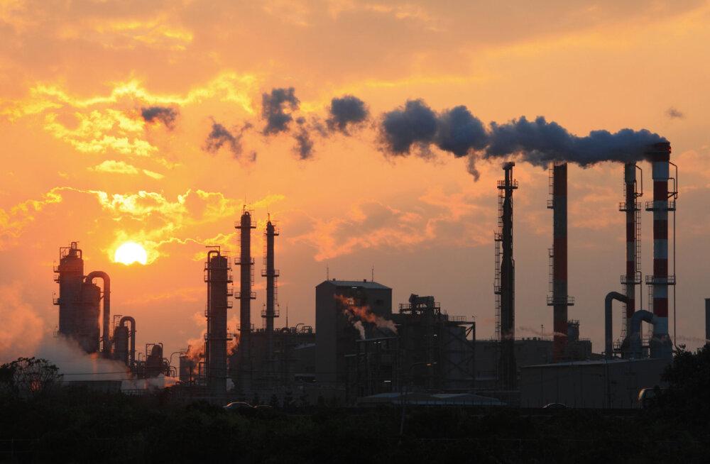 Teadlased: osoonikihti hävitav kemikaal on pärit Hiinast