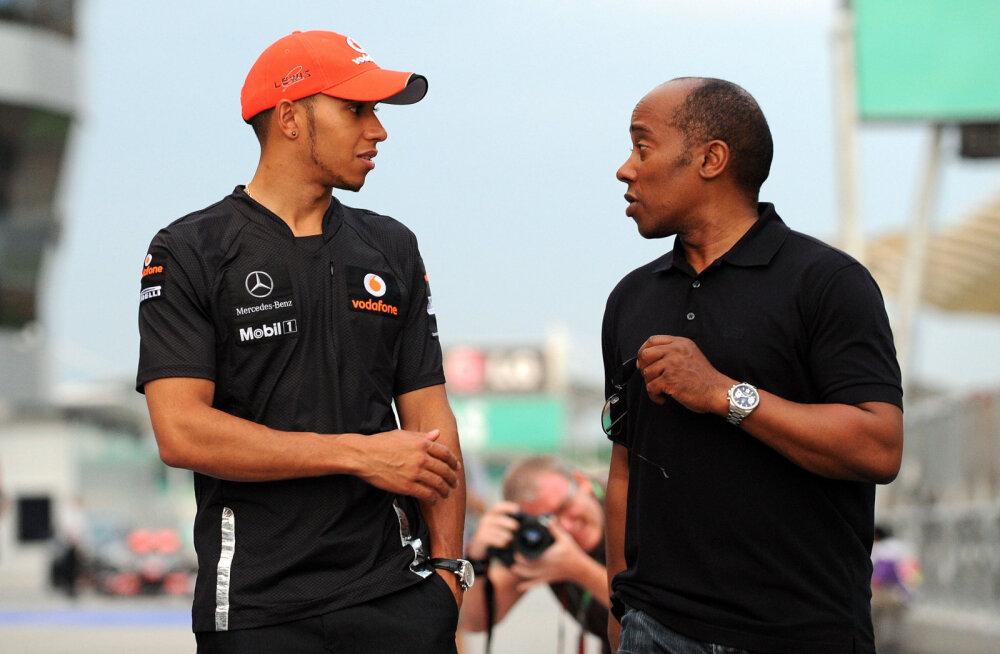 Lewis Hamiltoni isa kritiseeris F1-sarja: inimeste elule on väga selge oht veel olemas