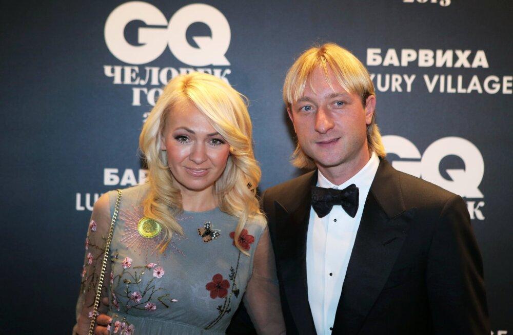 Яна Рудковская: Ягудин так и не извинился перед Женей, стал вести себя не по-пацански