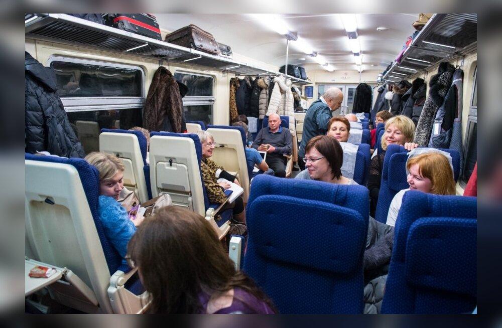 Peterburi rongi piletitele hakkavad varajase ostu korral kehtima allahindlused