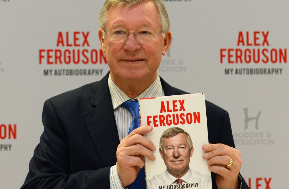 Alex Ferguson esitleb oma elulooraamatut