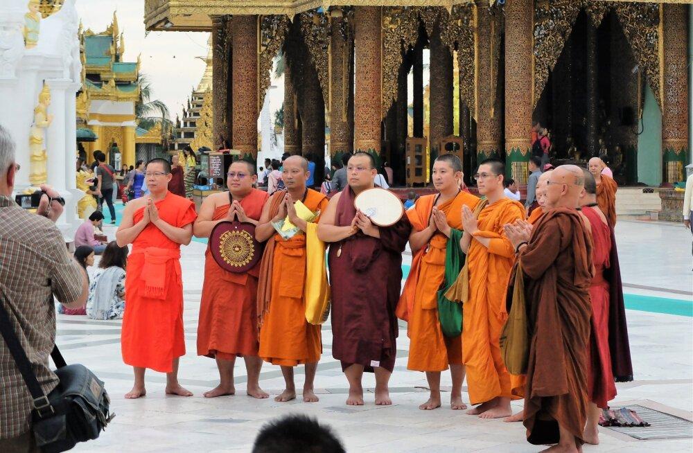 MYANMARI PÄEVIK | VIIMANE OSA: Klassikaline turistitüng endises pealinnas Yangonis