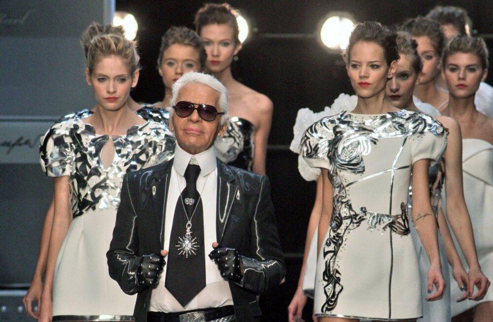 Lahkunud moeloojal Karl Lagerfeldil oli üllatav side Soomega!