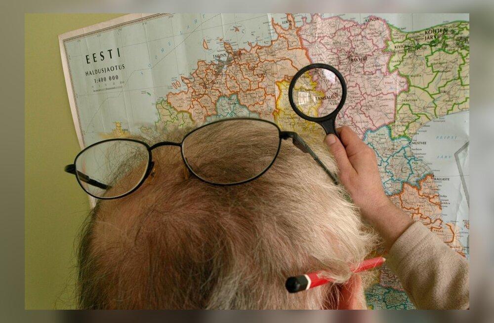 Ministri plaan võib Kiili valla kaardilt kaotada