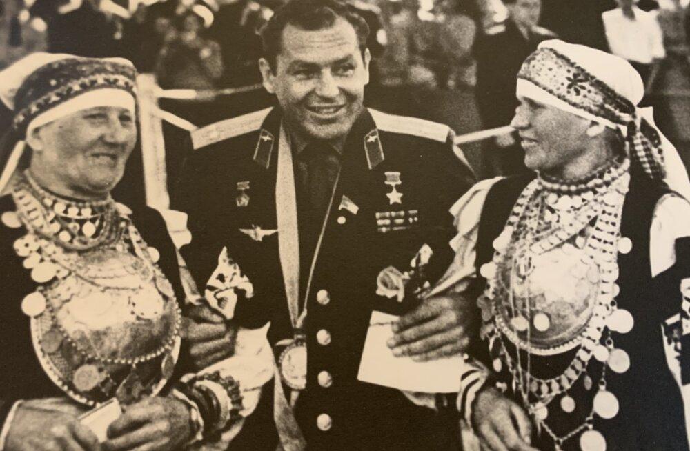 Maailma teine kosmonaut oleks Eestis äärepealt hullumajja kukkunud