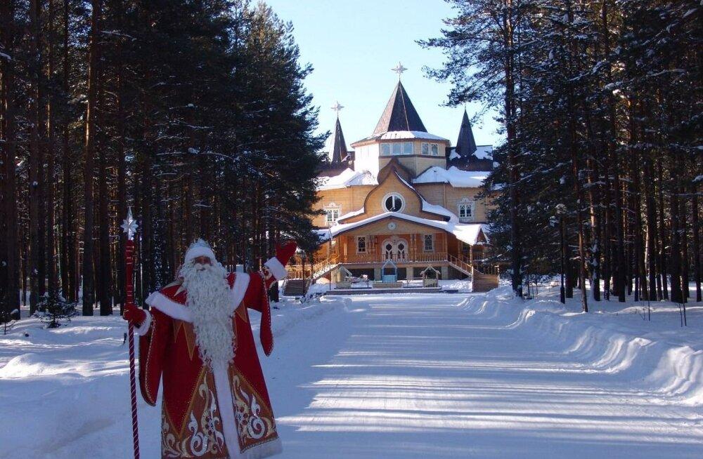 ФОТОРЕПОРТАЖ DELFI: Путешествие в сказку. Великий Устюг — город, где живет Дед Мороз