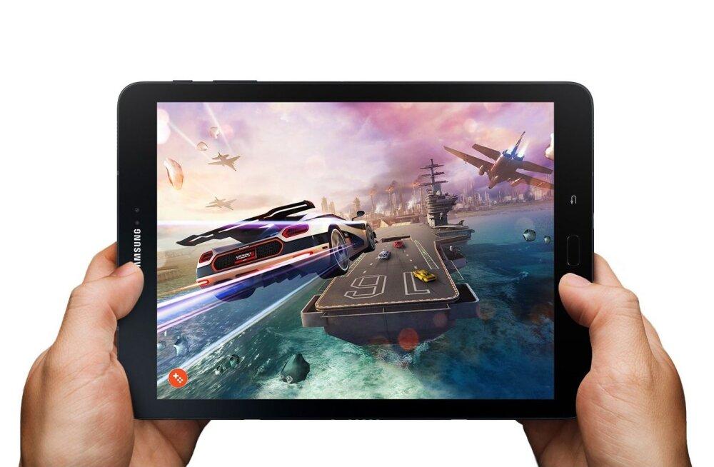 Samsung oma uut tipptelefoni veel ei näita, küll aga kaht uut tahvlit