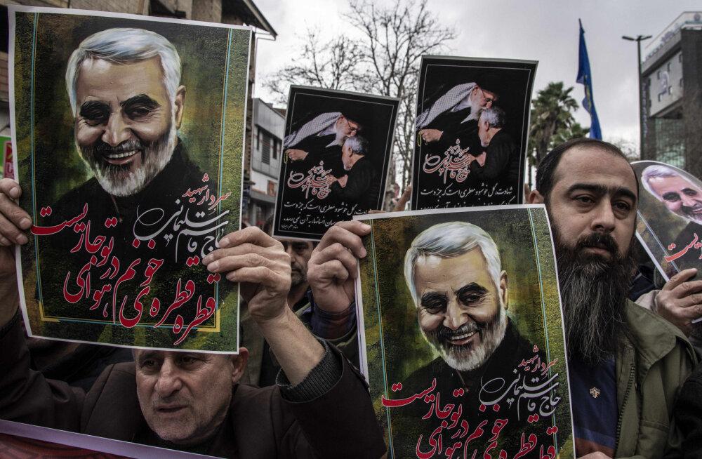 Iraan võib kindrali tapmise eest kätte maksta jõulise küberlöögiga