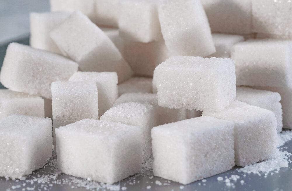 OLULINE: kas tead, kui palju suhkrut sa tarvitad päevas?