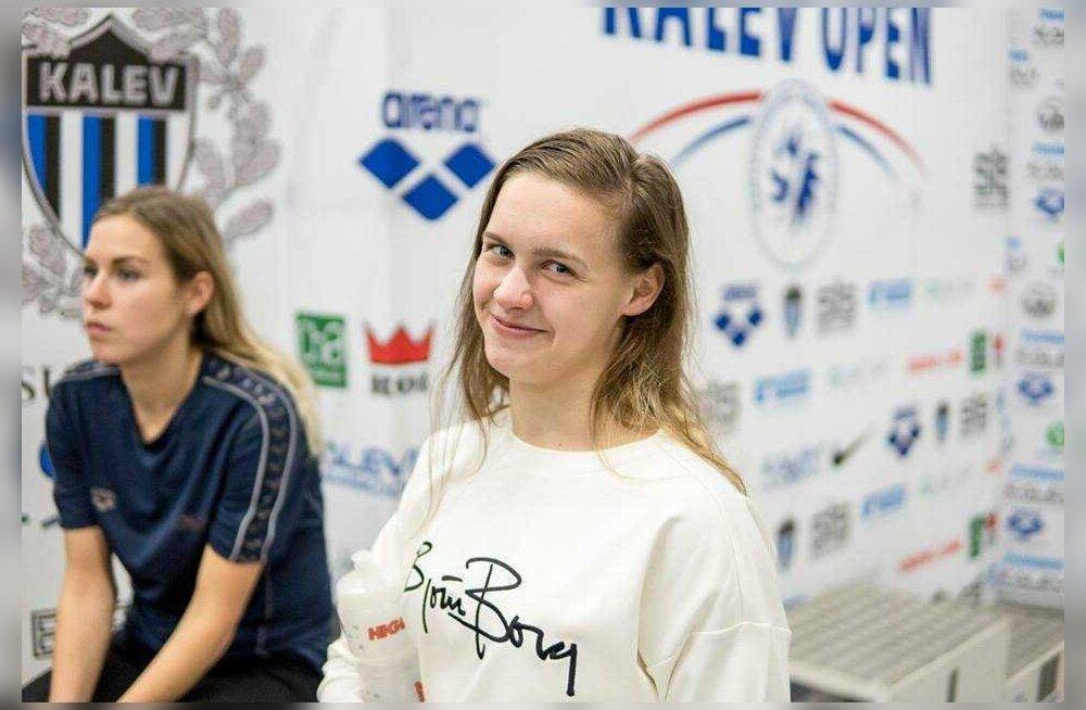 19-aastane Eesti paraujuja naaseb Araabiast nelja kuldmedaliga, Tokyo olümpia on käega katsuda
