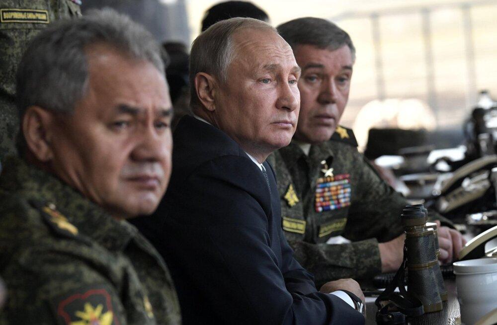 """""""Gerassimovi doktriin"""" ehk veelkord Venemaast ja tema hübriidsõjast"""