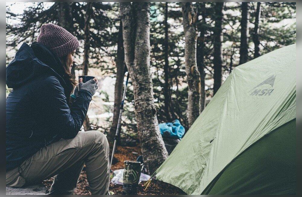 LASTEGA TELKIMA | Mõnus puhkus või karm väljakutse?