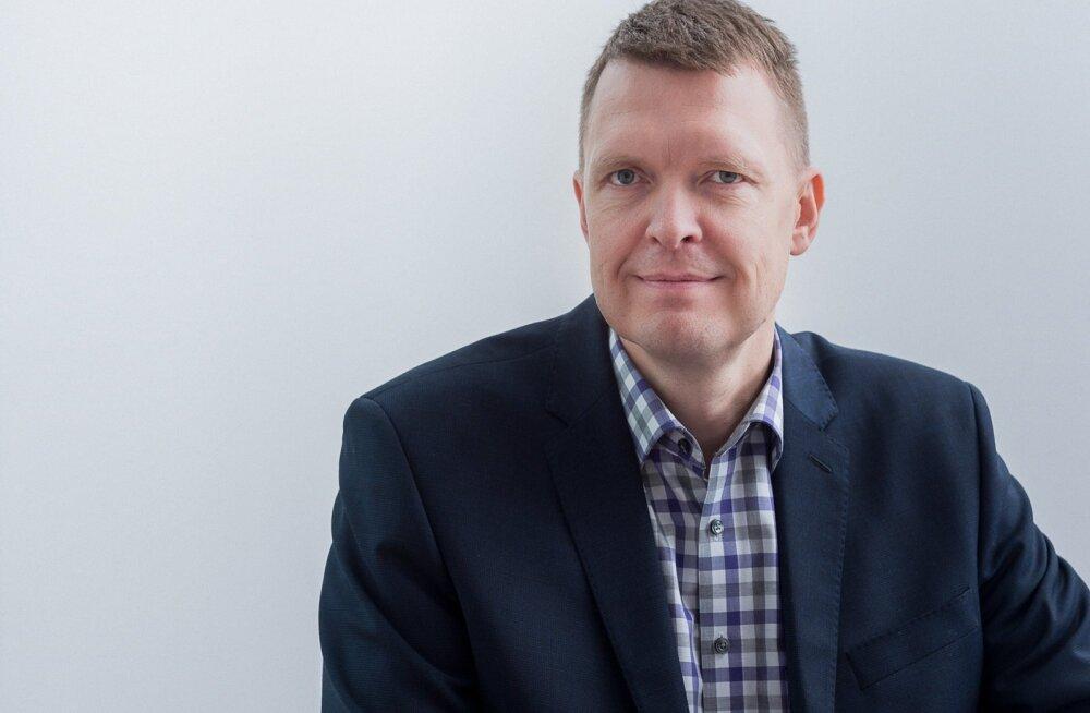 Citadele Eesti filiaali  juht Jaan Liitmäe.